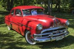 Pontiac delux Lizenzfreies Stockfoto