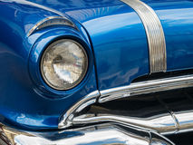 1956 Pontiac details Royalty Free Stock Photography