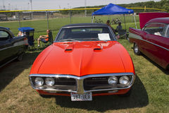 1967 Pontiac Firebird Στοκ Εικόνες