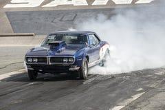 Pontiac Firebird Lizenzfreies Stockbild