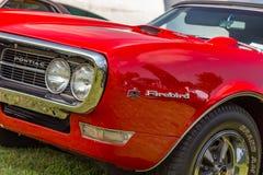 Pontiac Firebird 1968 Imagens de Stock