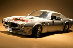Pontiac firebird Stock Photography