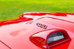 1968 Pontiac Firebird. At a classic car show Stock Photos