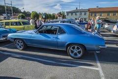 1969 Pontiac Firebird Coupe Στοκ Εικόνες