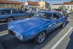 1969 Pontiac Firebird Coupe Στοκ Φωτογραφίες