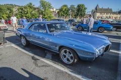 1969 Pontiac Firebird Coupe Stock Image