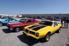 Pontiac Firebird Formula cope Royalty Free Stock Photography