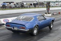 Pontiac firebird start Stock Photo