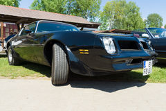 Pontiac Firebird trans Am ( 1976) Royalty-vrije Stock Afbeeldingen