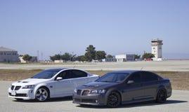 Pontiac G8 Royalty-vrije Stock Foto's