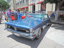 Pontiac Gran Prix Royalty Free Stock Photos