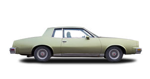 Pontiac grand prix 1978 Arkivbild