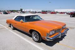Pontiac Grand Ville 1973 Royalty Free Stock Image