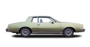 Pontiac Grandprix 1978 Stockfotografie