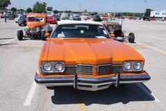 Pontiac Grote Ville 1973 Stock Foto