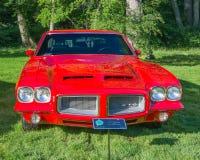 1972 Pontiac GTO Stock Fotografie