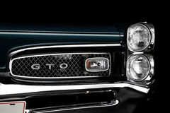 1967 Pontiac GTO Royalty-vrije Stock Fotografie
