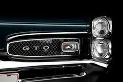 Pontiac 1967 GTO Photographie stock libre de droits