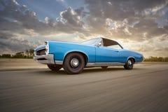 Pontiac 1967 GTO Image stock