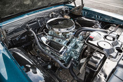 1967 Pontiac GTO Στοκ Εικόνες