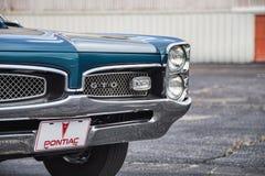 Pontiac 1967 GTO Image libre de droits