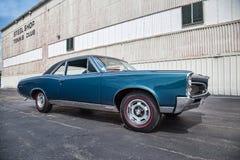 Pontiac 1967 GTO Images libres de droits