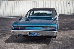 1967 Pontiac GTO Stock Afbeeldingen