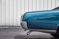 1967 Pontiac GTO Στοκ εικόνες με δικαίωμα ελεύθερης χρήσης
