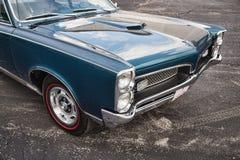 Pontiac 1967 GTO Fotografía de archivo libre de regalías