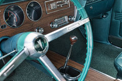 Pontiac 1967 GTO Photo libre de droits