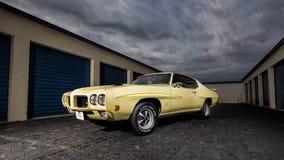 Pontiac 1970 GTO Immagine Stock