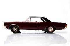 PONTIAC 1965 GTO Stockfotos