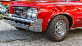 1964 Pontiac GTO Στοκ εικόνες με δικαίωμα ελεύθερης χρήσης