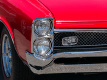 1967 Pontiac GTO Στοκ φωτογραφία με δικαίωμα ελεύθερης χρήσης