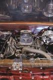 Pontiac GTO Engine Royalty Free Stock Image