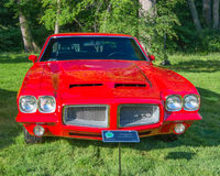 1972 Pontiac GTO Stock Photography