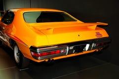Pontiac GTO il giudice Classic Car fotografie stock libere da diritti