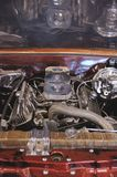 Pontiac GTO motor Royaltyfri Bild