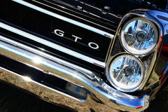 Pontiac GTO nicknamed Goat Royalty Free Stock Photo