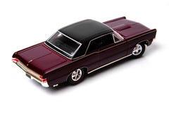 1965 Pontiac GTO top rear angle Royalty Free Stock Image