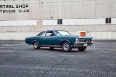 1967 Pontiac GTO Royalty Free Stock Photo