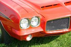 Pontiac gto Vorderseite Lizenzfreies Stockfoto
