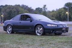Pontiac gtp Royalty Free Stock Photo