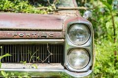 Pontiac Headlights Stock Images