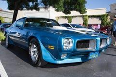 1972 Pontiac  455 HO Stock Photography