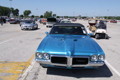 Pontiac LeMans GTO Stock Photos