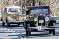 Pontiac-1929 Limousine 1929 Stockfotografie
