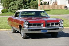 Pontiac Parisienne Photo libre de droits