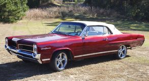 1964 Pontiac Parisienne Custom Sport Automobile Stock Image