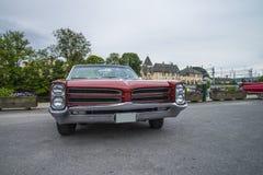 1966 pontiac parisienne custom sport convertible Stock Photo